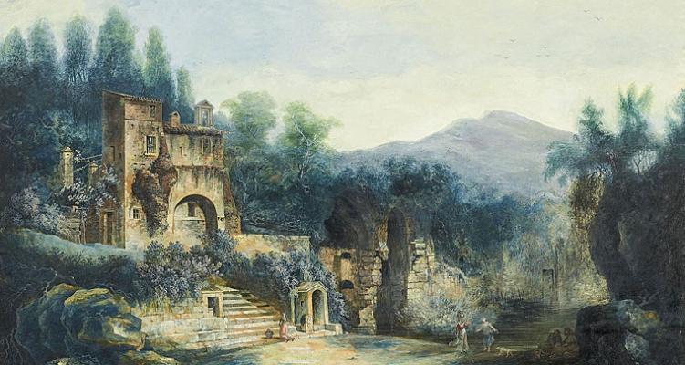 Gemälde und Zeichnungen